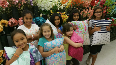 fashionworks enrichment programs fashion design sewing class for kids in nj camp at hobby lobby