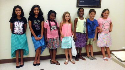 fashion design sewing classes for kids at hobby lobby